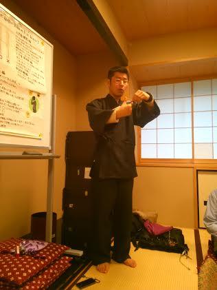 2015.3.7.自立整体セラピー体験会にて